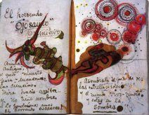 Famous Artists Journals & Sketchbooks: The Diary of Frida Kahlo