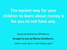 Have a good day! www.moneygemstones.com