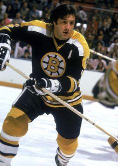 Phil Esposito, Boston Bruins Hockey Rules, Hockey Teams, Ice Hockey, Hockey Stuff, Phil Esposito, Bobby Orr, Boston Bruins Hockey, Jeff Buckley, Nhl Players