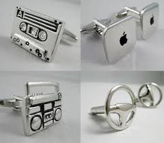 Image result for cool cufflinks