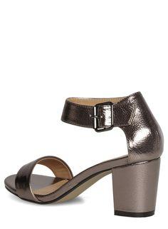 56734baae413e Metallic block heel sandals - Dorothy Perkins Petite Outfits