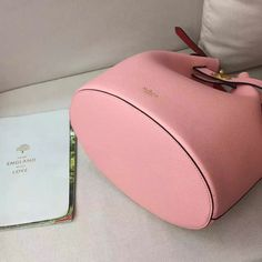 ea8f6d295768 2017 Spring Mulberry Abbey Bucket Bag in Macaroon Pink   Scarlet Grain  Leather -   Mulberry Outlet UK Team
