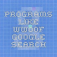 programs like wwoof - Google Search come back to me