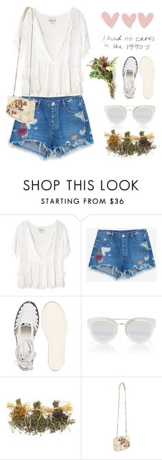 """""""Carefree"""" by starit ❤ liked on Polyvore featuring Cleobella, Christian Dior and Alexander McQueen"""