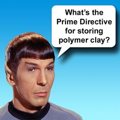 Spock's Craft Storage Solutions for Smart Polymer Clayers