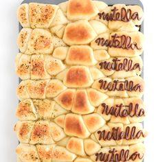 Cinnamon Baklava Rolls | Cleobuttera Pistachio Butter, Pistachio Baklava, Nutella, Honey Cake, Clotted Cream, Thing 1, Cream Cake, Ice Cream, Oven Racks