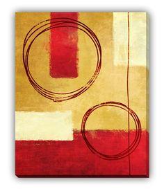 Magazin online de tablouri si postere de arta, tablouri canvas decoratiuni pictura moderna abstract picturi religioase reproduceri de arta fotografii - ABSTRACT - Golden Presence I
