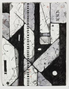 Charcoal Drawing, Vaulting, Saatchi Art, Sidewalk, Sketches, Abstract, Drawings, Study, Artist