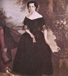 Cotegipe. Baronesa de ; Antonia Teresa de Sá Rocha Pita e Argolo