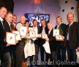 Franz Klammer 60 igster Geburtstag im Pulverer - Franz Klammer im Kreise der Skilegenden #fk60