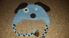 Gorro de perro tejido Winter Hats, Beanie, Beanies, Tejidos, Art, Beret