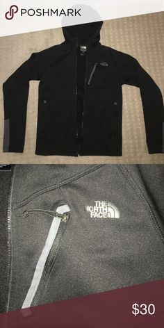 The North Face Full Zip jacket Good condition North Face hoodie used The North Face Jackets & Coats Performance Jackets