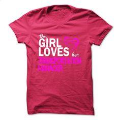 This girl loves her TRANSPORTATION MANAGER T Shirt, Hoodie, Sweatshirts - teeshirt #shirt #T-Shirts