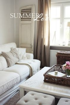 White Living living room