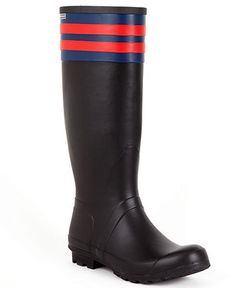 Tommy Hilfiger Shoes, Wrestley Tall Rain Boots - Boots - Shoes - Macy's