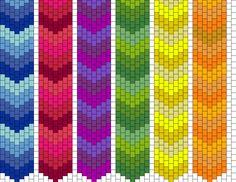 Ties Bead Pattern