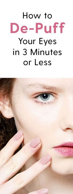 Eye bag solution, remove under eye puffiness, reduce fine ...