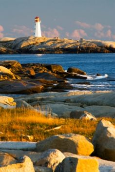 Visit Maritime provinces in Canada - yup, definitely on my list. Maybe next year...