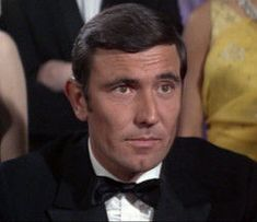 """George Lazenby is James Bond 007 in """"On Her Majesty's Secret Service"""". Personally, I never cared from Lazenby as Bond. However, I think the movie had great action sequences. If you are a fan of George Lazenby, please like or pin a few photos. James Bond Characters, James Bond Actors, New James Bond, James Bond Movies, Tim Burton, All The James Bonds, Films Western, Westerns, Famous Legends"""
