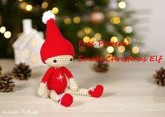 Livrea Handmade: Free Pattern: Small Christmas Elf