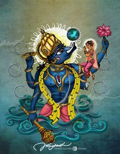 Paramchaintanya Men — Varaha