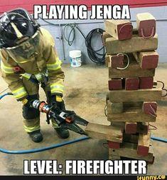 TTRL, Firefighter, Political, TheThinRedLine, RightWingConservative - iFunny :)