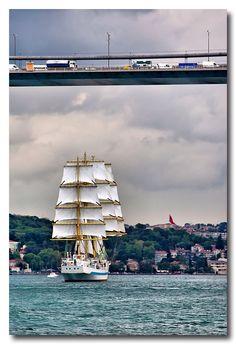 Tall Ship & Bosphorus