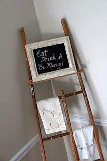 Ladder shelf ill be making
