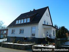 VERKAUFT: Saniertes 1-2-Familienhaus in beliebter Wohnlage!  Weitere Informationen und Angebote unter: www.dettmer-immobilien.de und www.ivd24immobilien.de