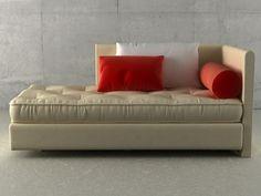 Ligne Roset Nomade Chaise Left 3d model | Didier Gomez