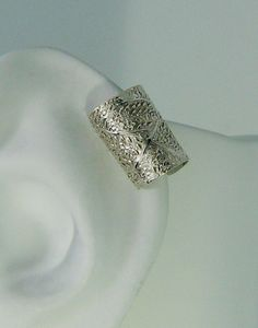 POST Cartilage Clip Pierced Earring Mini Ear Cuff by earcuffs, $13.95