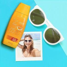 m7_beautyM7 Beauty // Avon // Se o sol apareceu é para todo mundo te ver. Passe um protetor e não se esconda! Verão, seu lindo! #meuveraominhasregras  #m7beauty #avon  Produto da imagem você encontra na loja:  www.m7beauty.com.br