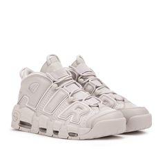 size 40 e4d0b d0678 Nike Air More Uptempo  96 (Hellbeige   Weiß)