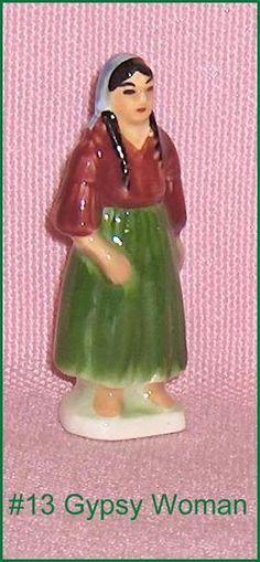 Canadian Tender Leaf Tenderleaf Vintage Tea Premium Gypsy Woman Number 13