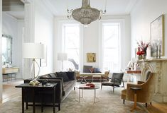 Love the Look: The West Village Brownstone