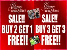 *Get in on this Sale*  Buy 2 Get 1 Free OR Buy 3 Get 3 Free!  http://nanue06.eatlessfeelfull.com/