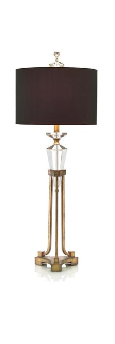 InStyle Decor Buffet Table Lamps Luxury Designer Modern Contemporary