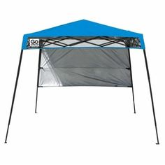 Canopies, Gazebos and Pergolas - Quik Shade GO Hybrid Compact Slant Leg Backpack Canopy Blue 7 x 7Foot >>> Click image to review more details. (This is an Amazon affiliate link)