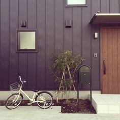 シンボルツリー/ポスト/ボビ/新築/玄関/入り口のインテリア実例 - 2015-04-01 00:23:13 | RoomClip(ルームクリップ)