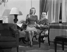 Dick Powell & June Allyson, married 1945–1963 (his death).