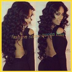 Best Queen hair deep wavy virgin unprocessed Peruvian Cheap glueless lace front wigs / full lace human hair wigs for black women $117.00 - 275.00 Erica Mena, Wand Curls, Curls Hair, Quality Wigs, Pretty Hair, Gorgeous Hair, Spiral Curls, Hair Laid, 100 Human Hair