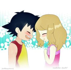 So BEAUTIFUL, CUTE and ADORABLE!!!!!! XD :D :) ^_^ ^.^ ♡ Amourshipping ^.^ ♡ I give good credit to whoever made this