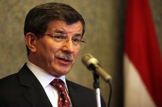 Turkey's Kurdish Calculus - Turkish Foreign Minister Ahmet Davutoglu