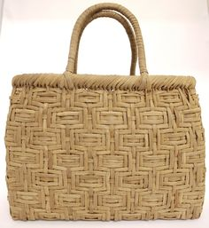 【楽天市場】山ぶどうかごバッグ:七海 ななみ