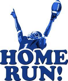 Football Home Run Funny