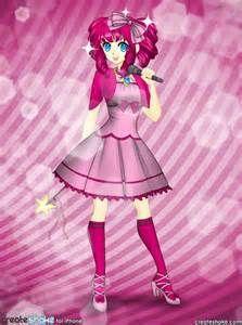 MLP:FiM - Human Pinkie Pie in Manga Girl style by Magic-Kristina-KW