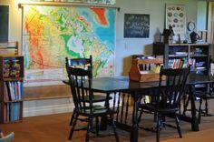 School room.  #homeschool
