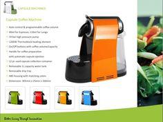 Capsule Coffee Machine starting from $65
