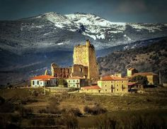 Hinojosa de la Sierra,  Soria.