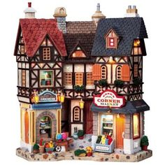 You will find a huge selection of Lemax Village Collectibles at American Sale!